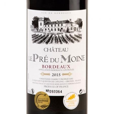 Château Le Pré Du Moine - 12 bouteilles