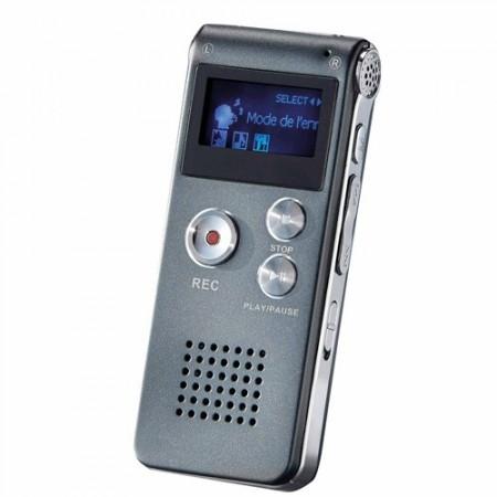 Magnétophone dictaphone numérique