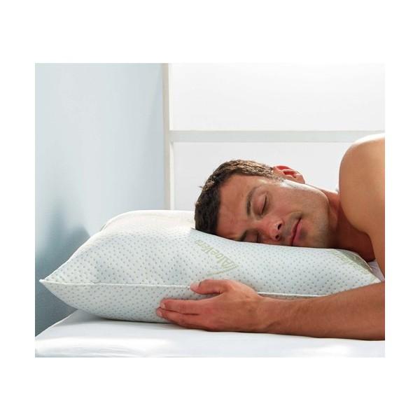 oreiller m moire de forme les 2 acheter confort au quotidien l 39 homme moderne. Black Bedroom Furniture Sets. Home Design Ideas