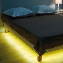 Éclairage de lit automatique