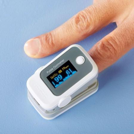Oxymètre-pulsomètre