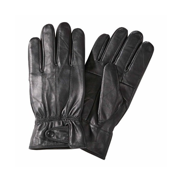 Gants cuir Thinsulate™
