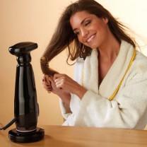Seche-cheveux mains libres