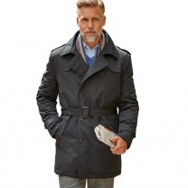 Trench Thermique Fashion