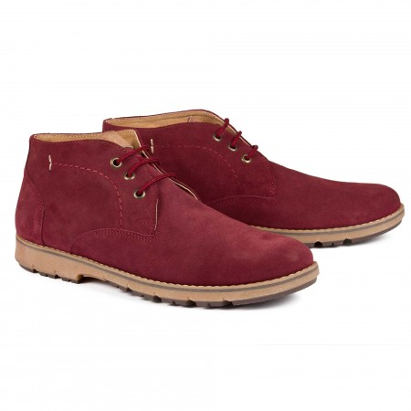 Boots Cuir West-Line