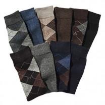 Chaussettes INSTARSIA - les 10 paires