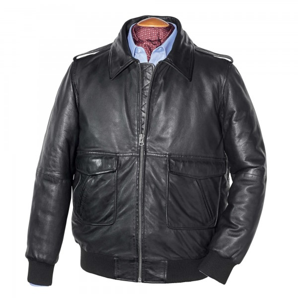 Les vestes cuir