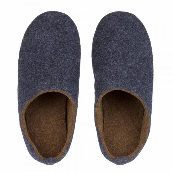 mules feutre scandic acheter chaussons mules pantoufles l 39 homme moderne. Black Bedroom Furniture Sets. Home Design Ideas