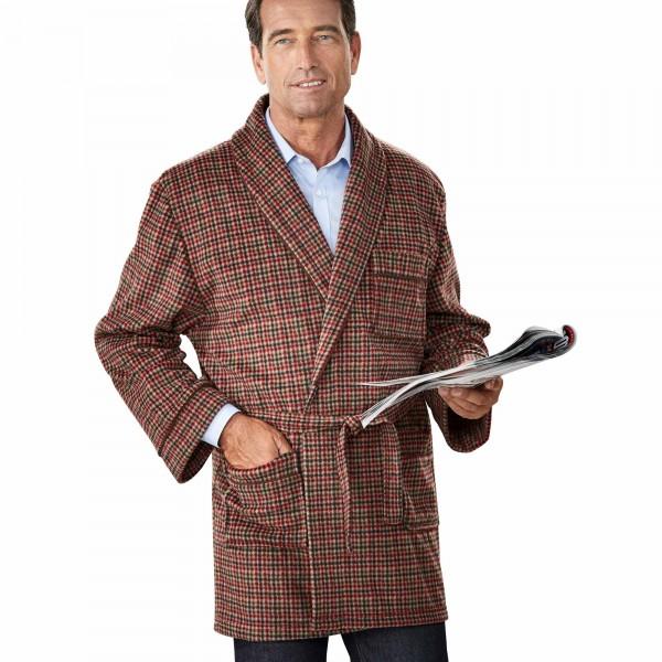 veste d int rieur claridge acheter pyjamas robes de chambre l 39 homme moderne. Black Bedroom Furniture Sets. Home Design Ideas