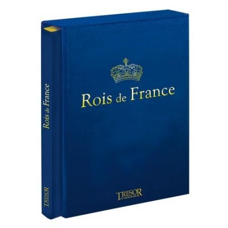 Le coffret Rois de France