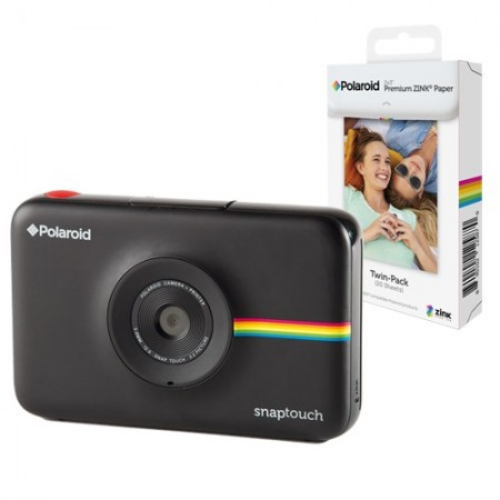 Polaroid numérique tactile  + cartouche 20 photos OFFERTE