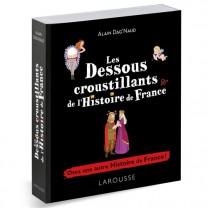 Livre Les Dessous croustillants de l'Histoire de France