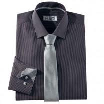 Chemise & cravate élégance