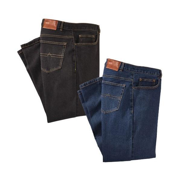 Les 2 Jeans Coton