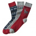 Chaussettes christmas