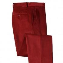 Pantalon Extensible Velours Cosserat