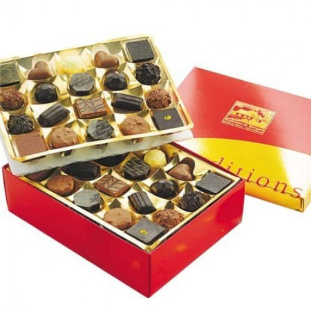 """Le coffret """"Prestige du chocolat"""""""