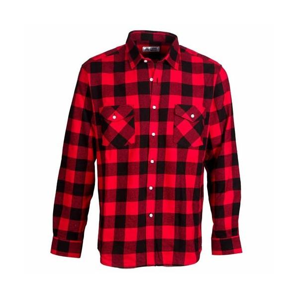 chemise carreaux canadiens acheter chemises chemisettes. Black Bedroom Furniture Sets. Home Design Ideas
