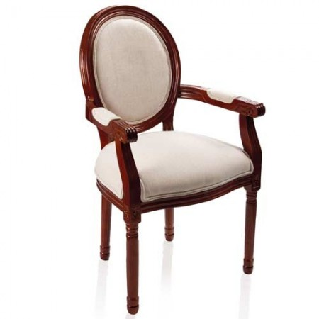 Fauteuil style Louis XVI Acheter Meubles fauteuils L Homme