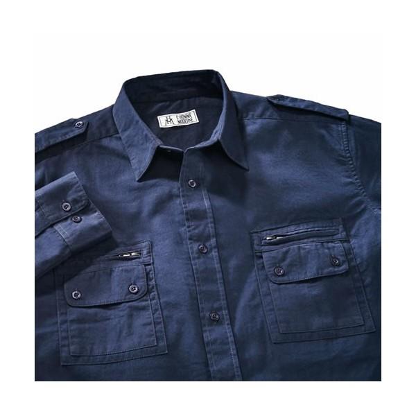 Super Chemise «reporter» multipoche - Acheter Chemises, chemisettes - L  VO13