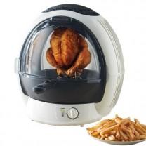 Rôtissoire poulet/frites