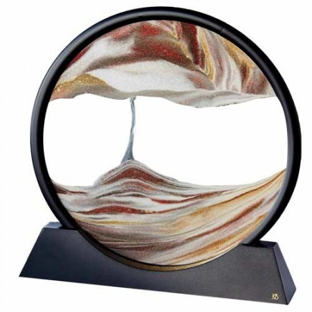Tableau perpétuel «rêve de sable»