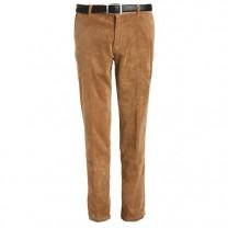 Pantalon velours confort extensible