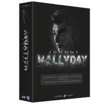 Coffret cinéma Johnny Hallyday - 5 DVD