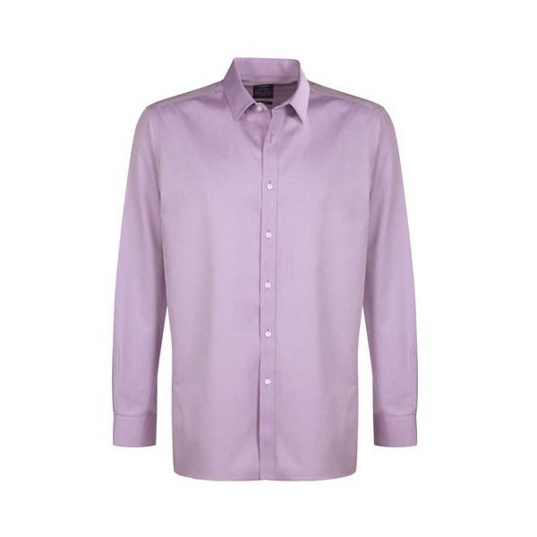 chemise sans repassage ajust e pinpoint col semi italien acheter chemises chemisettes l. Black Bedroom Furniture Sets. Home Design Ideas