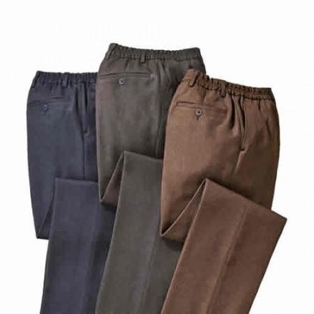 Pantalon total confort - les 3 (de même taille)