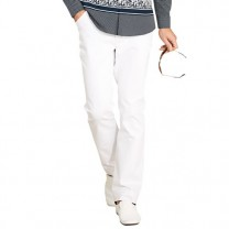 Jean blanc ligne confort