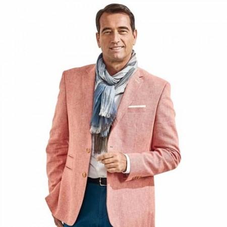 veste lin bergame acheter manteaux vestes l 39 homme moderne. Black Bedroom Furniture Sets. Home Design Ideas