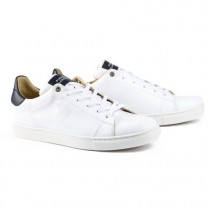 Tennis cuir Pierre Clarence