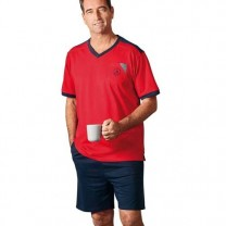 Pyjashort coton athletic
