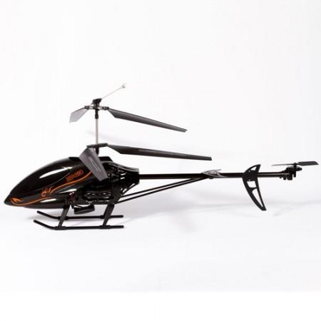 Hélicoptère reporter