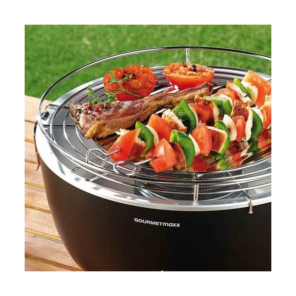 barbecue sans fum e acheter d coration mobilier de jardin l 39 homme moderne. Black Bedroom Furniture Sets. Home Design Ideas