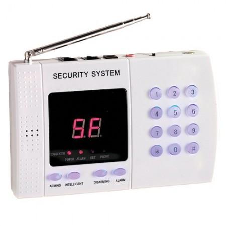 Centrale d'alarme sans fil