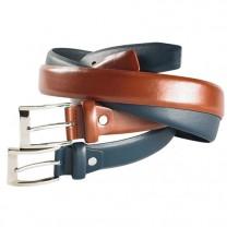 Duo de ceintures cuir