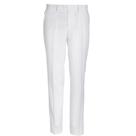 Pantalon blanc easy-care