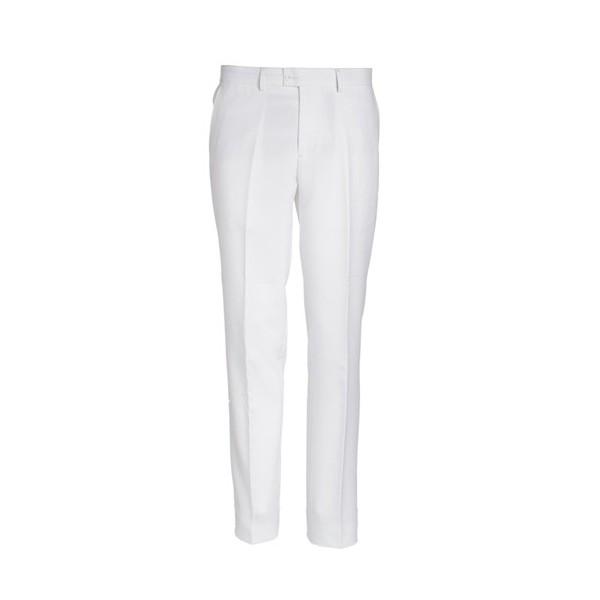 Pantalon blanc easy-care
