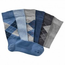 Chaussettes «confort d'été» - les 6 paires