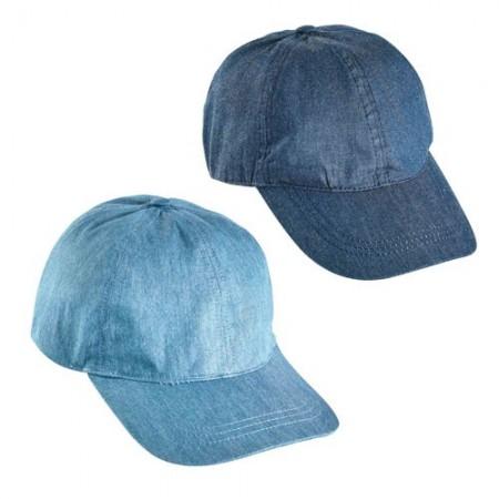 Les 2 casquettes assorties