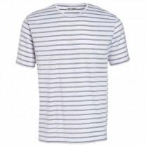 Tee-shirt rayures jacquard