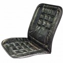 Couvre-siège en cuir