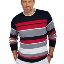 Pull coton yachting