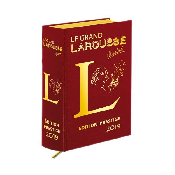 Le Grand Larousse illustré 2019 - Édition Prestige