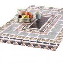 Toile cirée «Mosaïque» rectangle