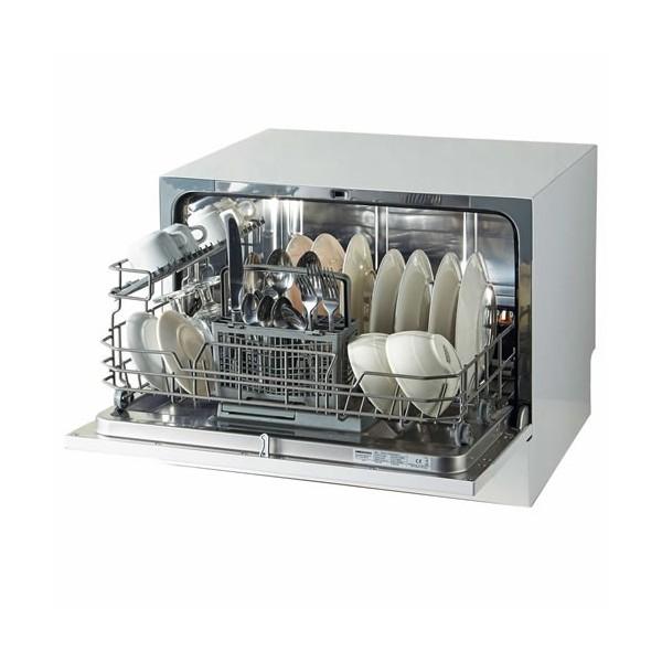 la moitié c4451 55e76 Mini lave-vaisselle 6 couverts