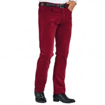 Jean velours 5 poches