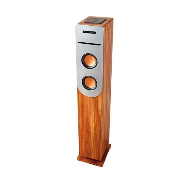 Chaîne Hi-Fi verticale